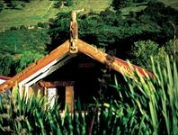 Visit a sacred Maori meeting house (marae) - Photography by Tourism New Zealand