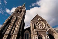 Christchurch City's stunning cathedral - Photography by Kieran Scott