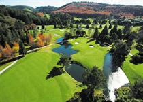 The world-class Wairakei International Golf Course