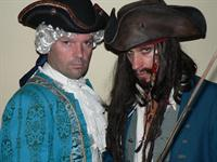 Enthuse Events & Entertainment - Capt Jack Sparrow – pirates theme